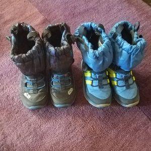 Stride rite snow boots